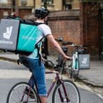 """Deliveroo - Working in the """"gig"""" economy"""