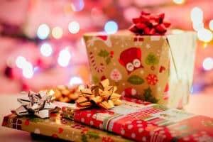 Christmas gifts for staff