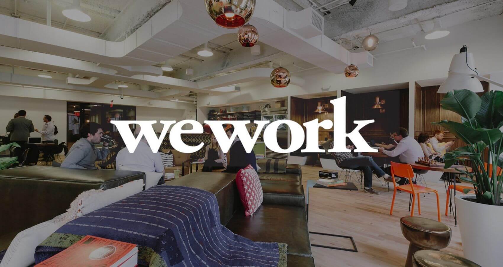 We Work London