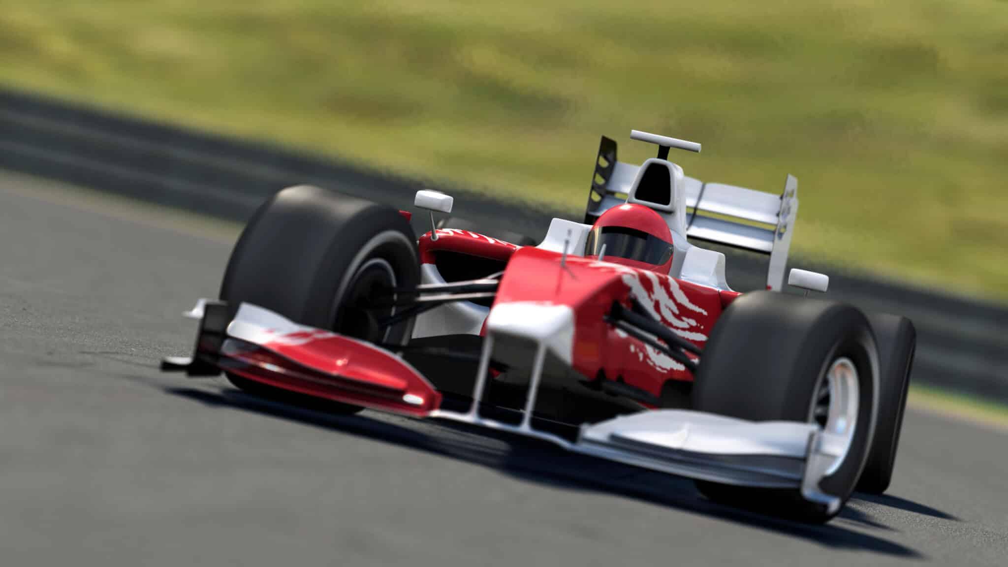 Motor racing sponsorship was tax deductible