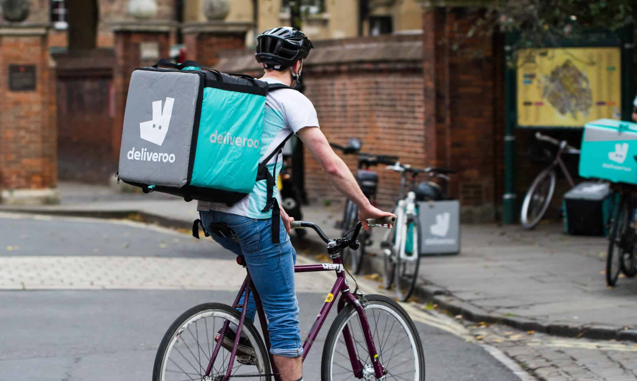 Deliveroo - Working in the