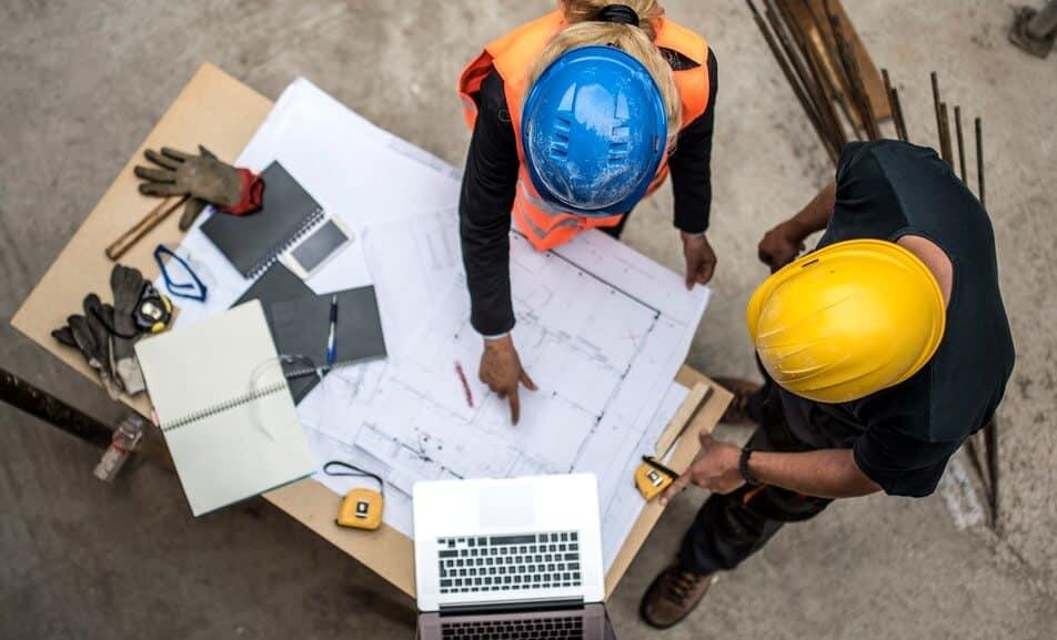 VAT building trade