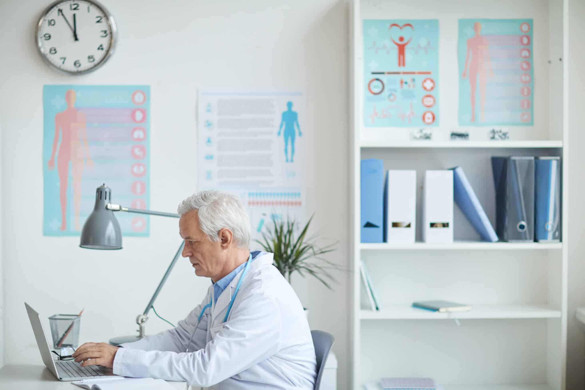 Retiring clinicians payments